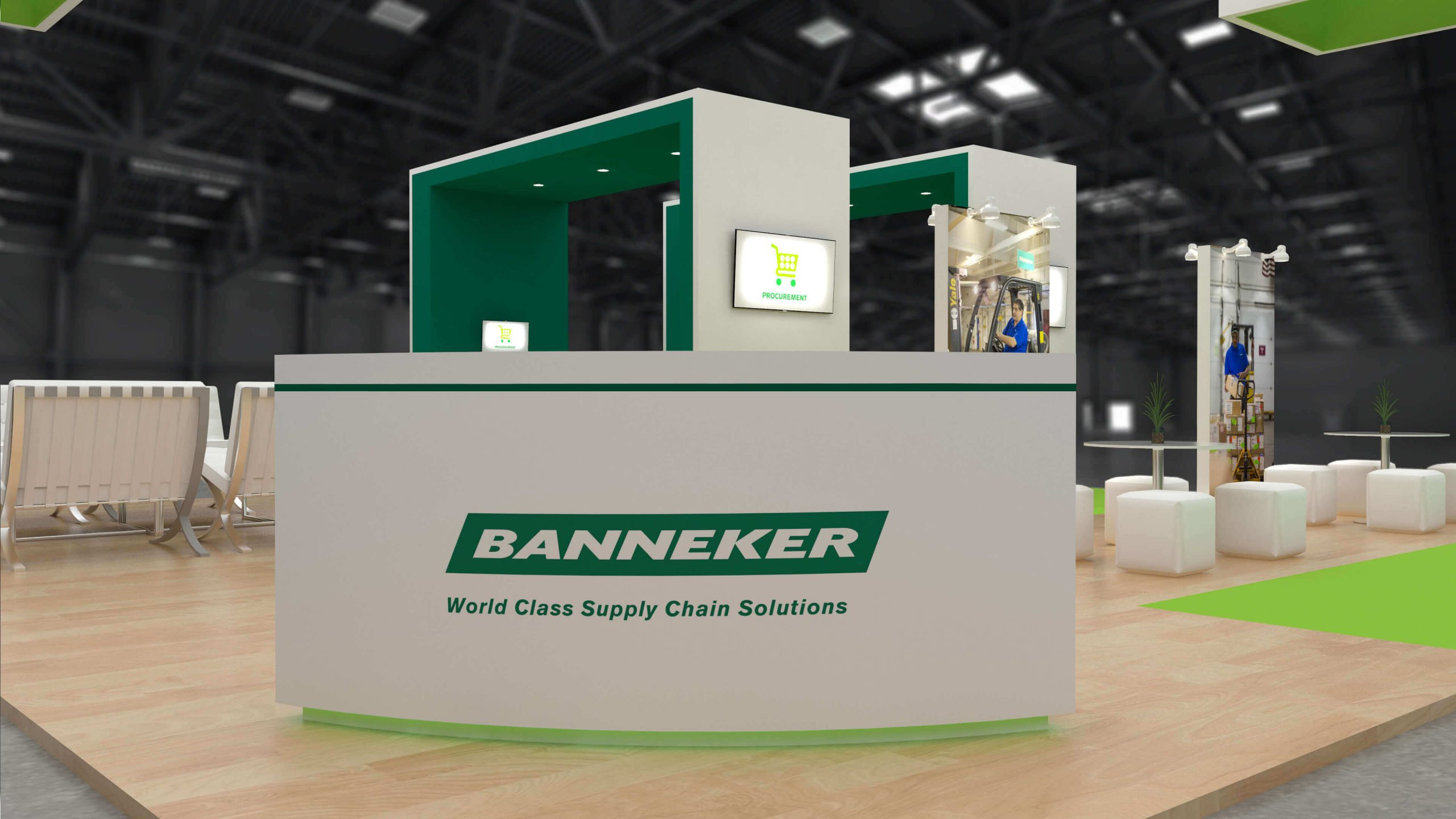 Banneker Virtual Booth for RIMA